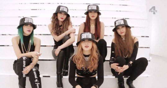 Volume up instrumental 4minute